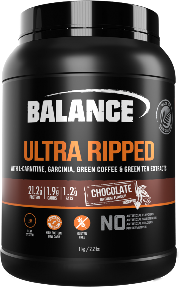 Balance Ultra Ripped Protein (1kg)