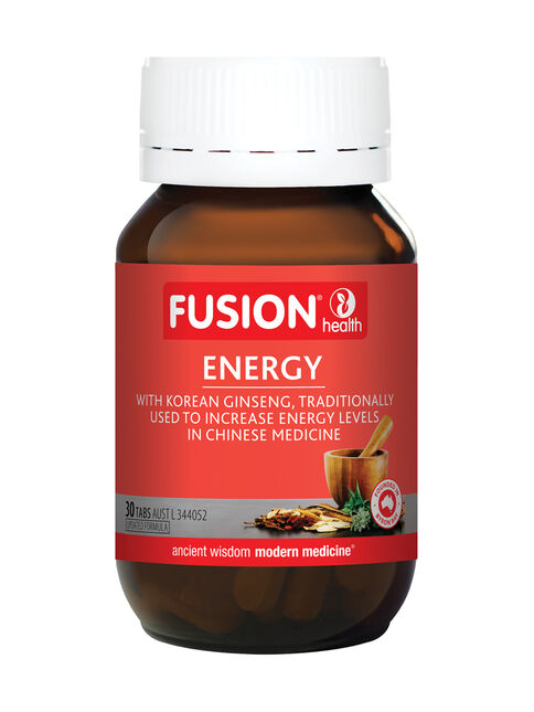 Fusion Energy (30, 60 Tablets)