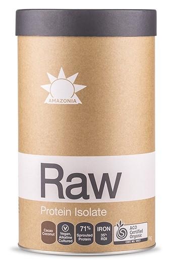 Amazonia RAW Protein Isolate (1kg)