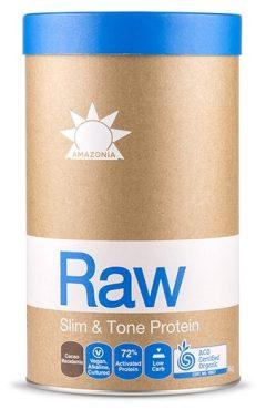Amazonia RAW Slim and Tone Protein (1kg)