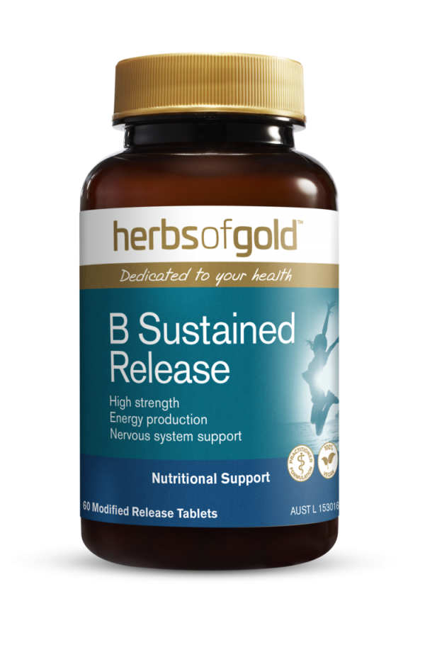 B Sustained Release (60T)