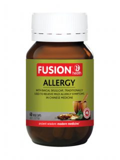 Fusion Allergy (30, 60 Tablets)