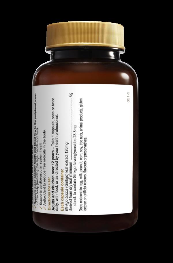 Ginkgo Biloba 6000 (120VC)