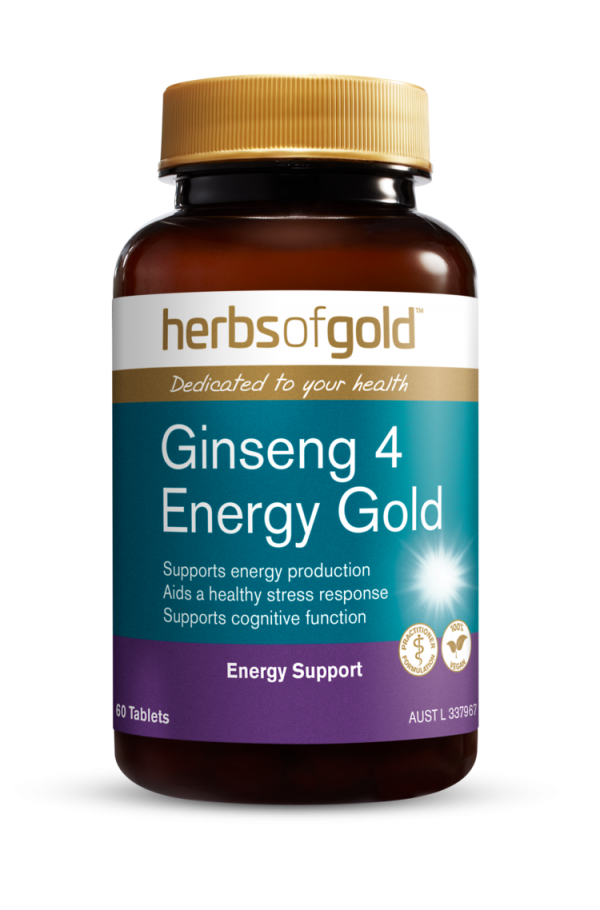 Ginseng 4 Energy Gold (60T)