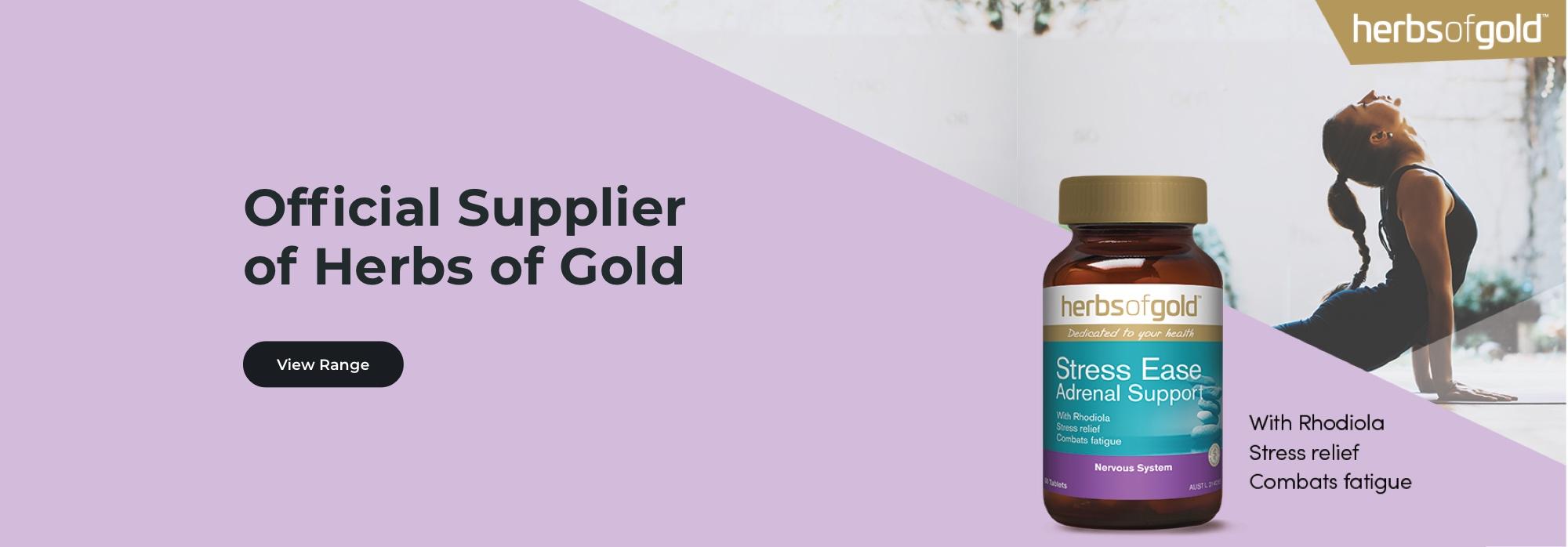 Slider 2 - Herbs of Gold