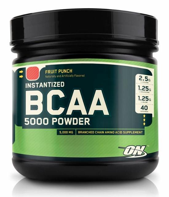 Optimum Nutrition BCAA (345g)
