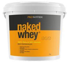 Pro Matrix Naked Whey WPI Unflavoured (2kg)