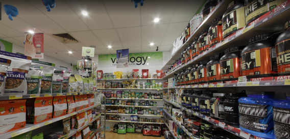 Warners Bay Store1