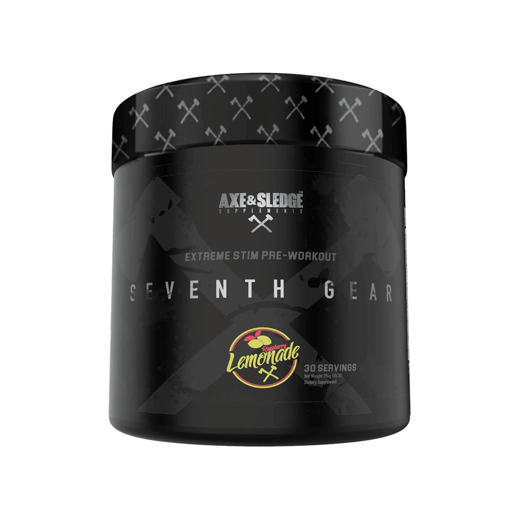 Axe & Sledge Seventh Gear Extreme Pre Workout (30 Serves)