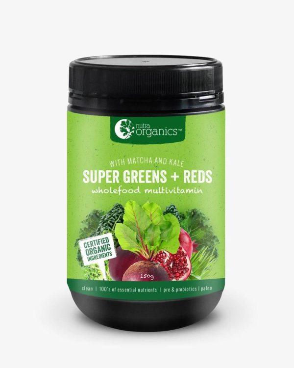 Super Greens + Reds Powder 600g