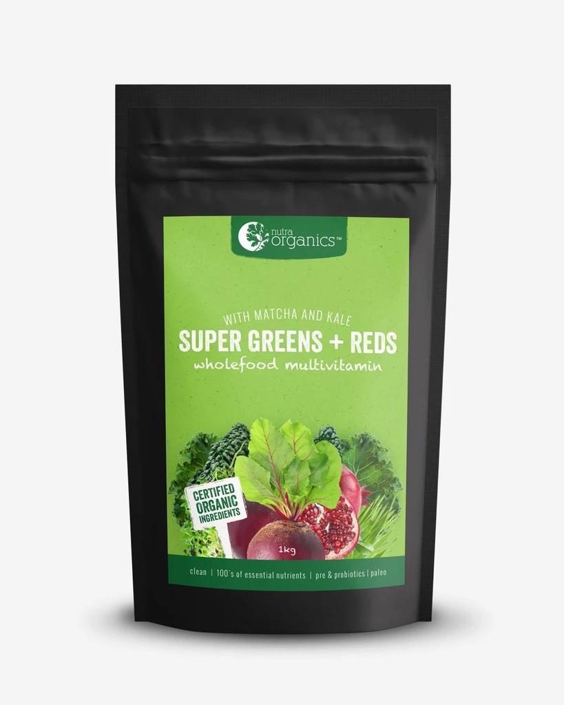 Super Greens + Reds Powder 1kg