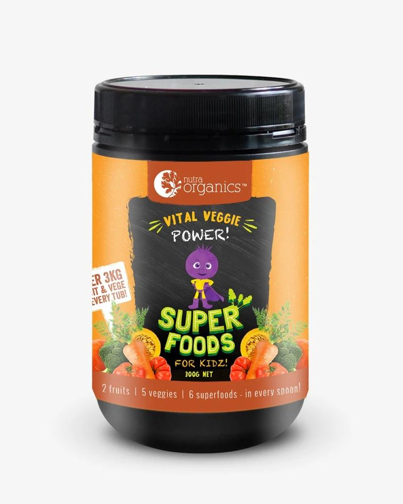 Superfoods For Kidz Vital Veggie Powder 150g